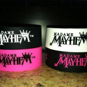Madame Mayhem Wristband