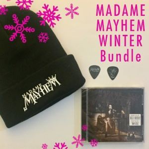 Winter Bundle (autographed CD)