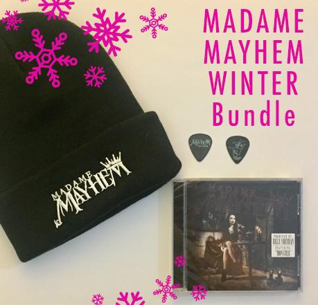 Winter Bundle (autographed CD)